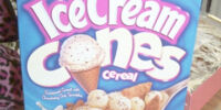 Ice Cream Cones Cereal
