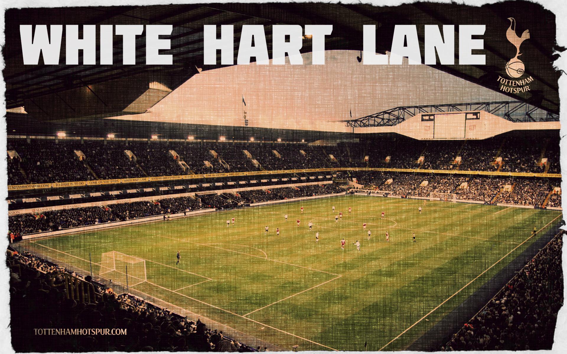 Tottenham Hotspur White Hart Lane Wallpaper 001