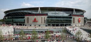Arsenal Emirates Stadium 003