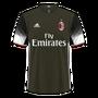 Milan 2016–17 third