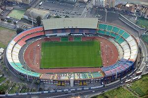 Catania Stadium 003
