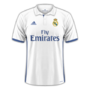 Real Madrid 2016–17 home