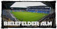 DSC Arminia Bielefeld Stadium Wallpaper 001