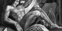 The Monster (Frankenstein 1818)