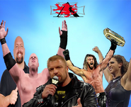 The authority bro pose by wwefan45-d8jpigt