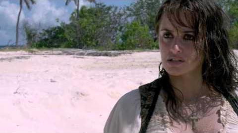 The True Fate of Ellen Angelica Brandt Jack Sparrow III Leaving EAB on an Island