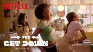 "The Get Down ""Turn The Beat Around"" - Clip Netflix"