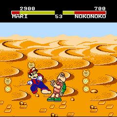 Mari VS. Nokonoko
