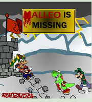 Malleo is missing by mrl