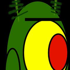 SpungeBawb's enemy, Plenktun