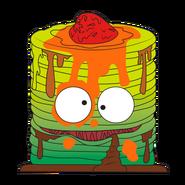 Putrid Pancakes Green