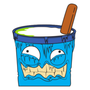 Ice Scream Blue