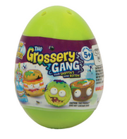 Surprise egg closed