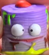 Putrid Pancakes Purple Figure