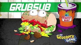Grossery Gang 🔥 Meet Grub Sub 🔥 Toys For Children