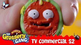 Grossery Gang Official Series 2 TV Commercial Toys for Children