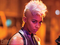 Alexandra Shipp as Ororo Munroe (Young Storm) in X-Men- Apocalypse 2015 i fucking love Linda