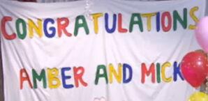Congratsmickandamber