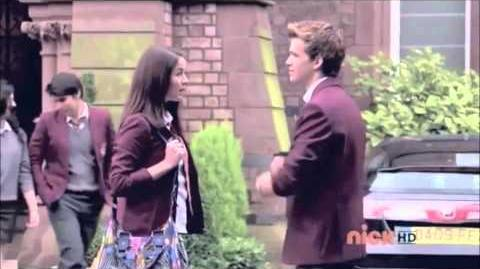 House of anubis season 2 Peddie