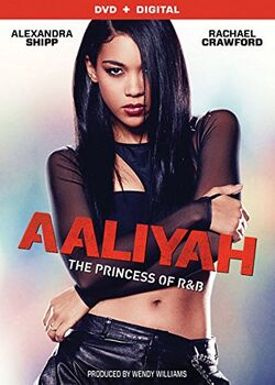 Aaliyah Poster 2015