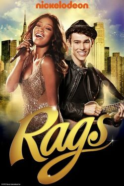Rags Official Poster