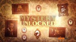 Mistery unlocked