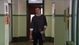 Eddie at school