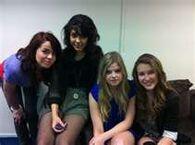 Girl cast