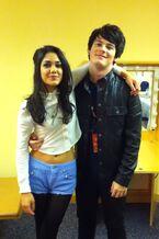 Tasie and Brad