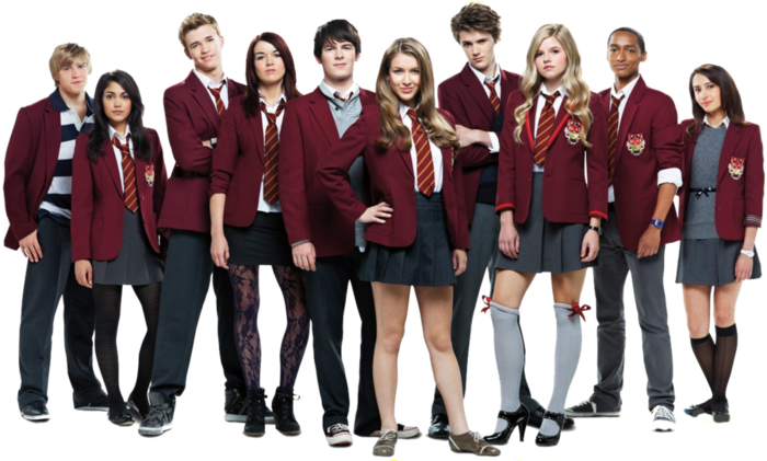 """Nickelodeon's hit mystery show """"House of Anubis"""" Season 2 Official Poster"""