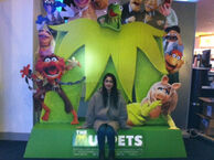 Tasie and Muppets