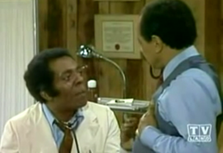 George and his Doctor