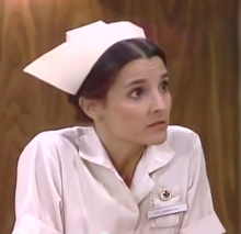 Jeanne Campise as Nurse