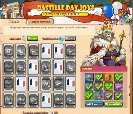 Bastille Day Joys