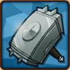Magic Silver Hammer