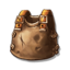 Equips Rusty Armor