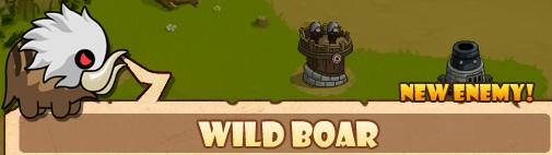 Wildboar