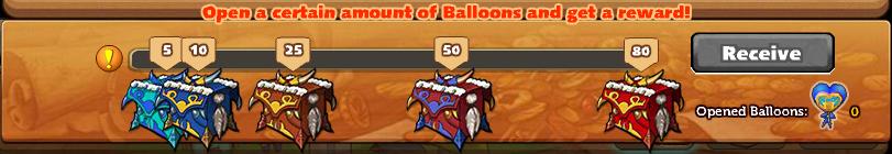 Celebration Balloon Balloon Popping