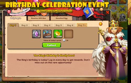 Birthday Celebration Event AG2 2015-09-17 Daily 1