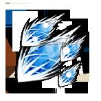 Magic Skill Ice Tempest