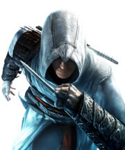 Assassins Creed Altair Render by FoxMcCarther