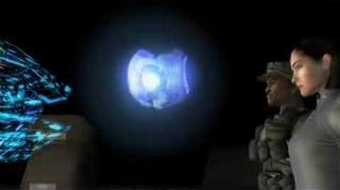 Halo 2's Ending Cutscene