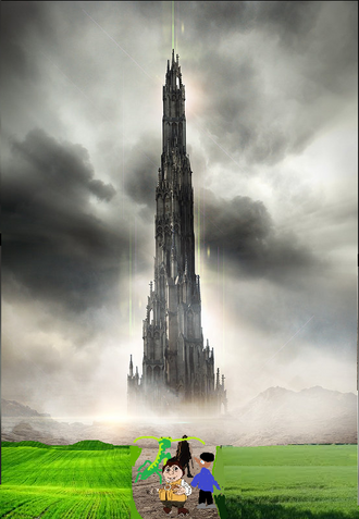 Quest for the tower of mist-ery
