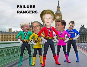 Failure rangers