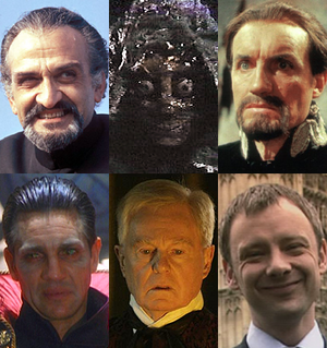 Versions of the Master