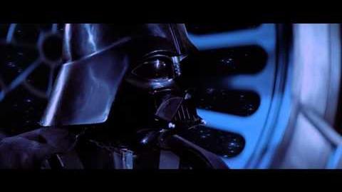 Darth Vader's 'Nooo!' in Star Wars Episode VI - Return of the Jedi (ACTUAL Blu-Ray Clip)