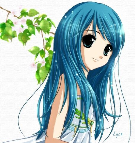 File:Anime girl with blue hair.jpg