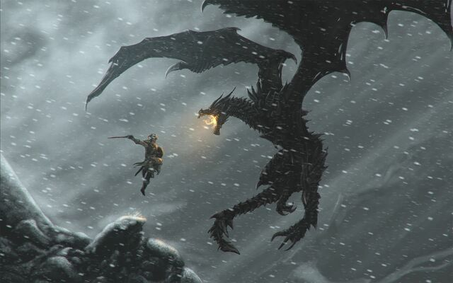 File:Dragon vs Warrior.jpg