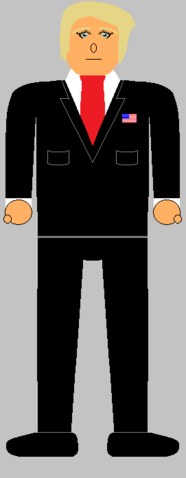 File:Trump- stand (icon).png