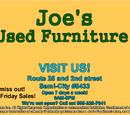 Joe's Used Furniture